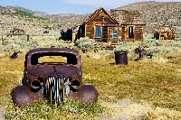 Old Car in Bodie